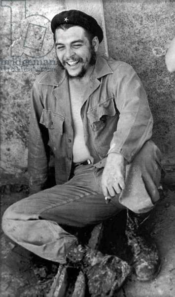 Cuba / Argentina: Ernesto 'Che' Guevara (June 14, 1928 - October 9, 1967), commonly known as El Che or simply Che, was an Argentine Marxist revolutionary, physician, author, intellectual, guerrilla leader, diplomat and military theorist