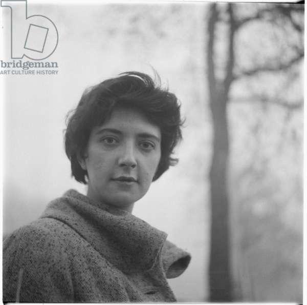 Shelagh Delaney, c.1959 (b/w photo)