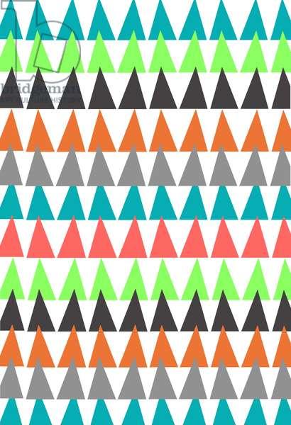 Triangles, 2015, Digital Media