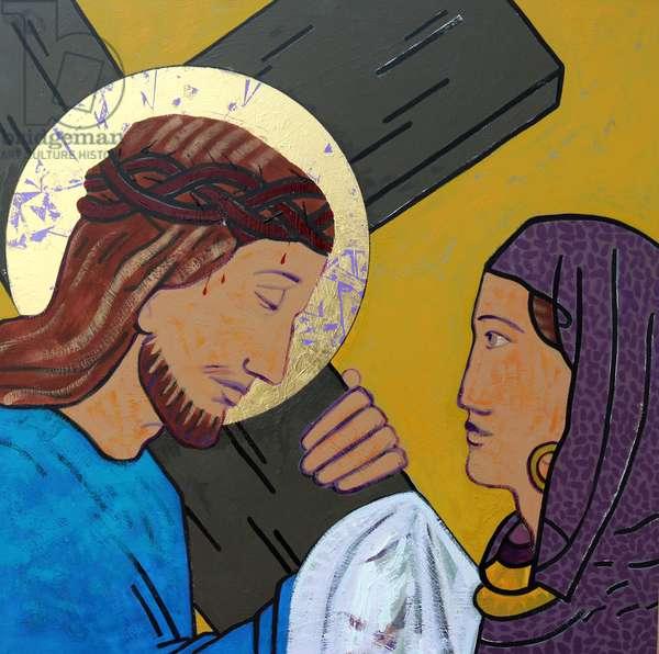 Jesus & Veronica