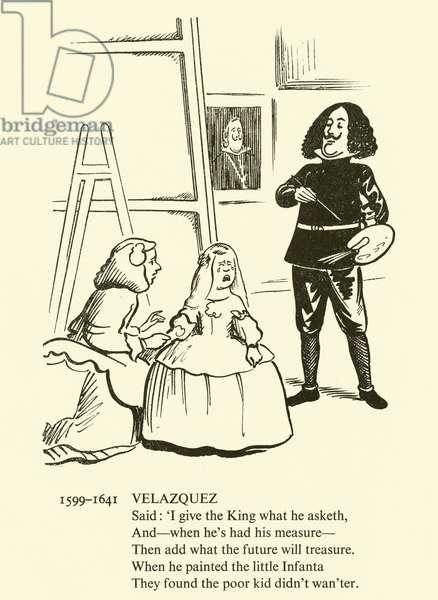Velazquez (litho)