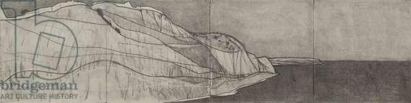 Argolis drawing 1, 2008 (pencil on paper)