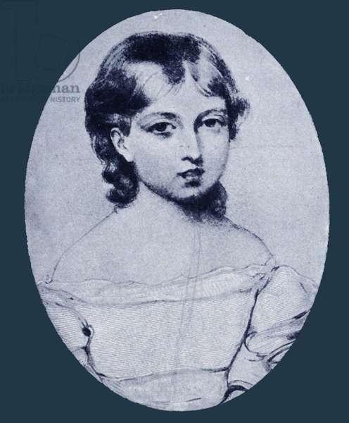 Queen Victoria of Great Britain, 1828