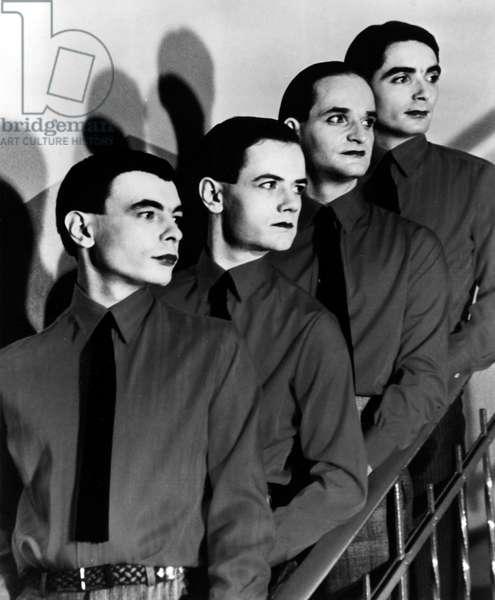 Kraftwerk, 1970s