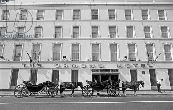 The Ormond Hotel as referred to in James Joyce 'Ulysses', Ormond Quay Lower, Dublin, Ireland (photo)