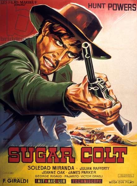 Sugar Colt de FrancoGiraldi avec Jack Betts 1966