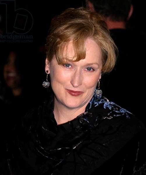 Meryl Streep, 2002 (photo)