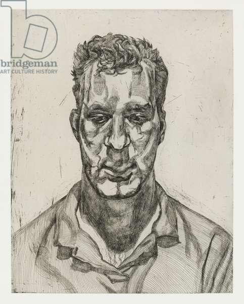 Kai, 1991-92 (etching)
