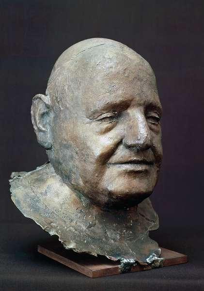 Bust of Pope John XXIII (1881-1963)