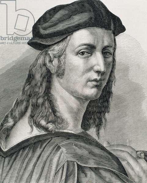 Raphael (1483-1520). Italian painter and architect.