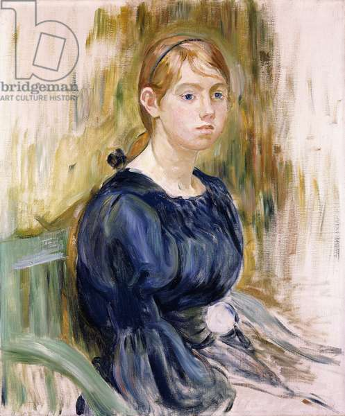 Jeannie Gobillard, 1895 (oil on canvas)