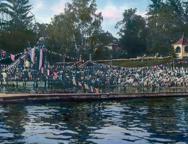 Popular festival on Lake Wörthersee