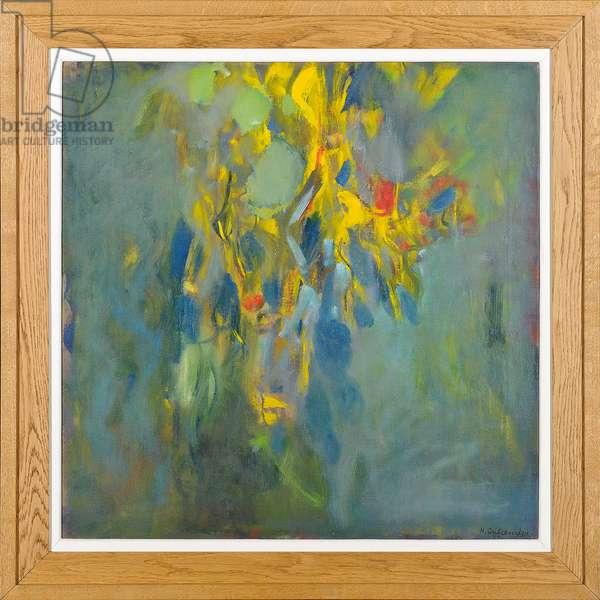 Irises, 1959 (oil on canvas)