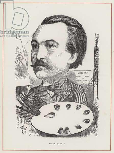 Gustave Dore, Illustration (engraving)