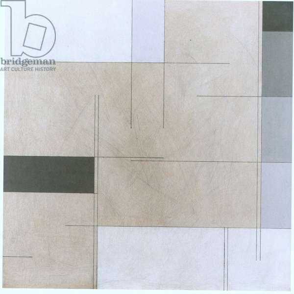 Rotation II (colour litho)