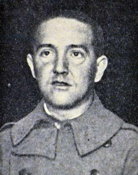 Spanish civil war : Capitan Salinas