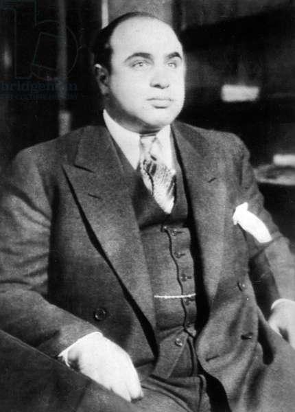 AL CAPONE, 1931
