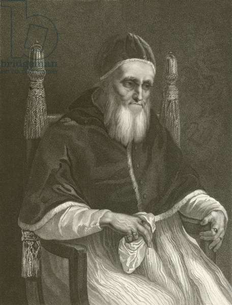 Julius the Second (engraving)