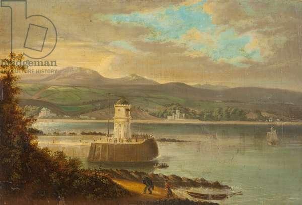 Douglas front, 1810 (oil on canvas)