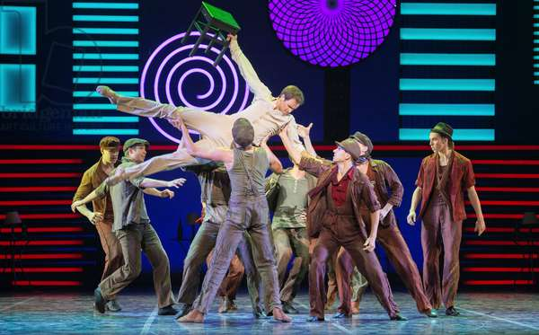 Up and Down, Eifman Ballet