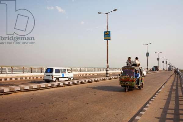 Mahatma Gandhi Seti (Bridge) (photo)