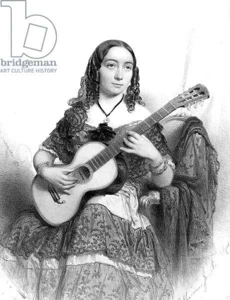Catherina Josepha Pelzer, 1853.