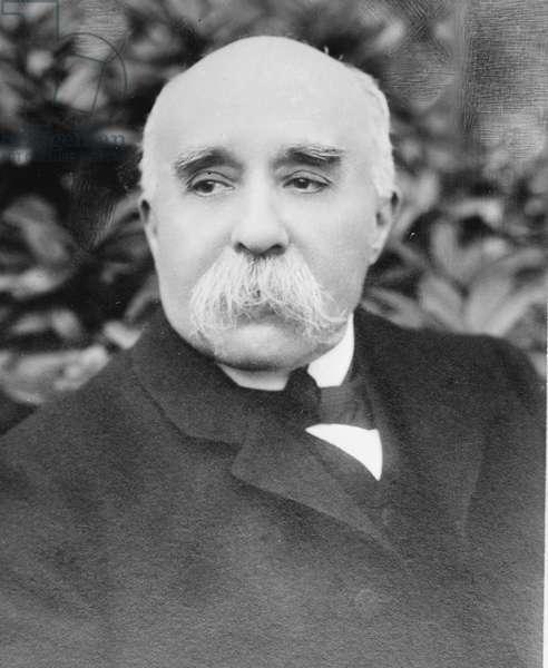 George Clemenceau (photo)