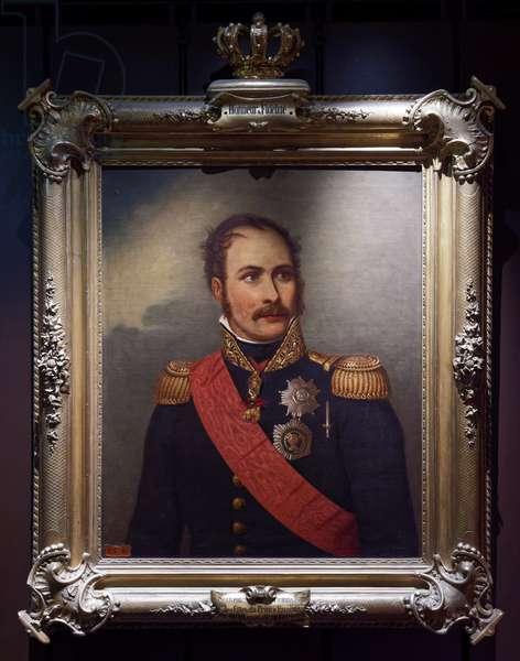 Prince Eugene de Beauharnais, 2nd quarter of the 19th century (oil on canvas)