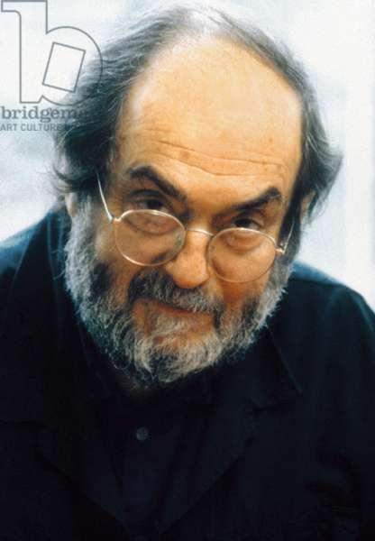 Stanley Kubrick sur le plateau du film EYES WIDE SHUT 1999 - Stanley Kubrick on the set of EYES WIDE SHUT 1999
