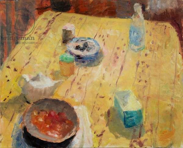 6 o'clock, Polgrean, 2005 (oil on canvas)