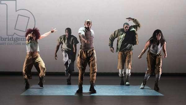 Boy Blue Entertainment present Blak Whyte Gray at the Barbican Theatre