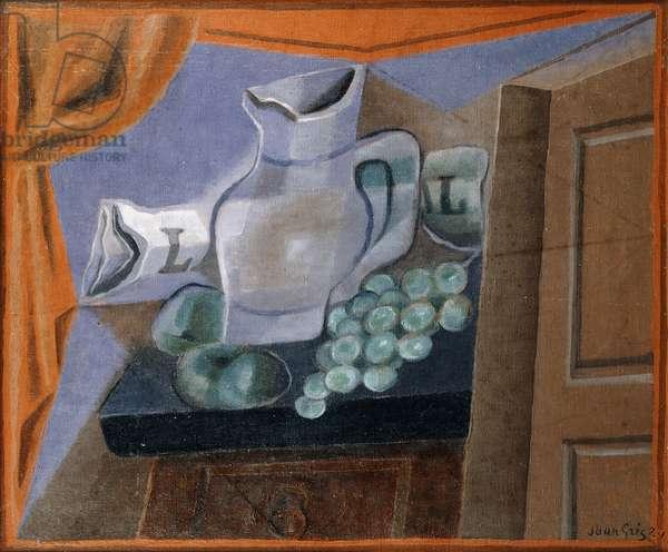 The Jar; La Jarre, 1924 (oil on canvas)