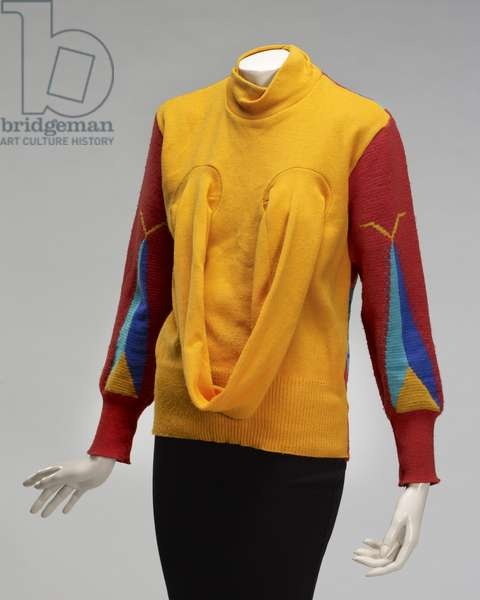 Boob-Tube Sweater (Savage Collection) (photo)