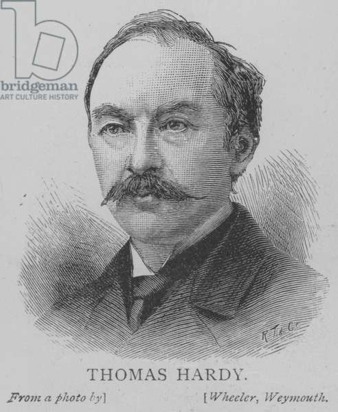 Thomas Hardy (engraving)