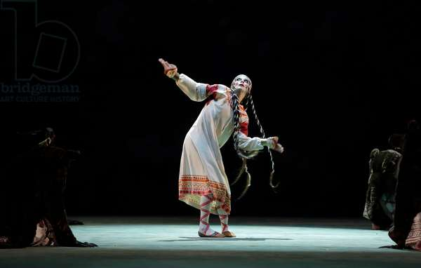 LE SACRE DU PRINTEMPS (Vaslav NIJINSKY) Mariinsky 2013