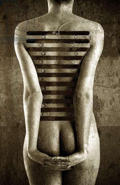body, 2013  (Photo manipulation)