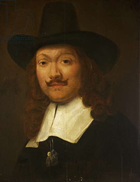 Aernout van der Mye (born c.1625), from 'The Staalmeesters'
