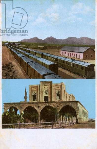 Hijaz Railway Station - Medina, Saudi Arabia,