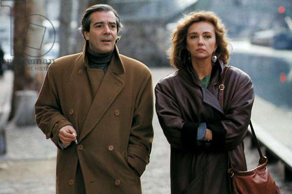 Poker de Catherine Corsini avec Pierre Arditi, Caroline Cellier, 1988
