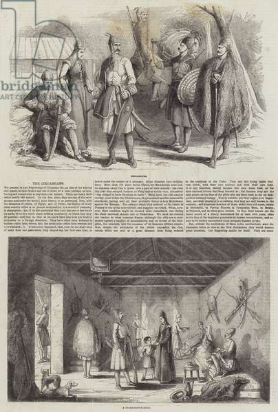 The Circassians (engraving)