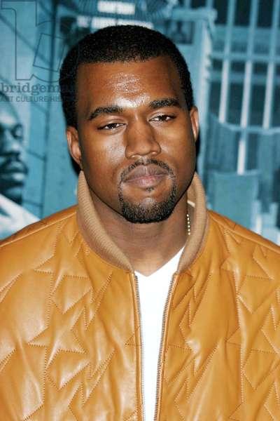 Kanye West, 2005 (photo)