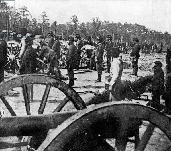 US CIVIL WAR / 1862