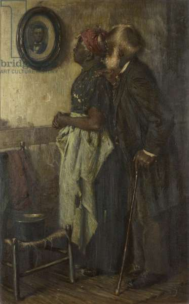 Was It For The Best? 1904 (oil on canvas)
