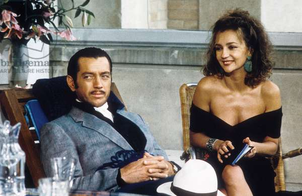 Vent de panique de BernardStora avec Caroline Cellier et Bernard Giraudeau 1987