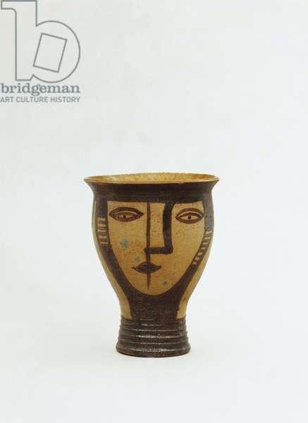 Tumbler, 1922 (ceramic)