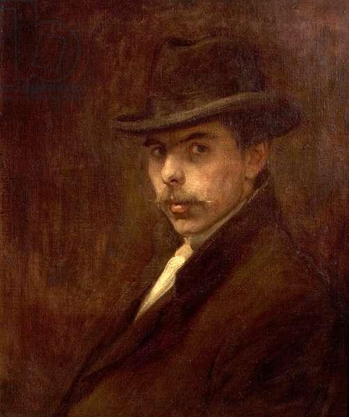 Wellington James Thompson, 1903 (oil on canvas)