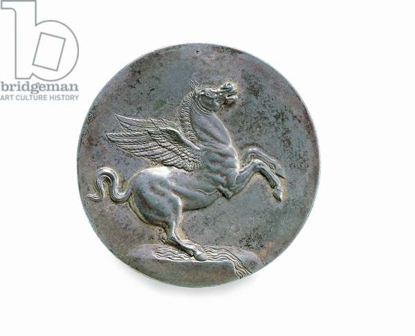 The medal of Pietro Bembo, (Bronze)