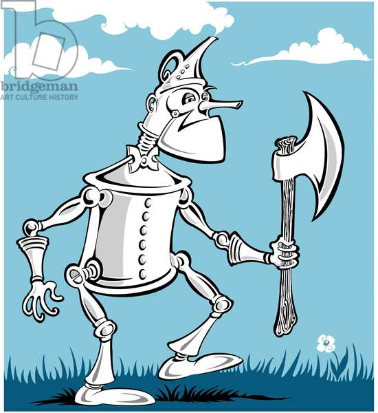 'The Wonderful Wizard of Oz': The Tin Man