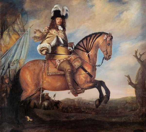 Carl Gustav Wrangel, 1652 (oil on canvas)