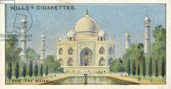 The Taj Mahal (chromolitho)
